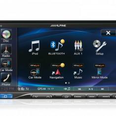 """SISTEM DVD MULTIMEDIA 2-DIN CU ECRAN DE 7"""" ALPINE ICS-X8 - TV Auto"""