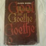 MASTILE LUI GOETHE  ~ EUGEN BARBU