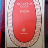 Octavian goga poezii