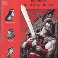 Jean-Pierre Andrevon - Contes et recits des heros de la Rome antique - 34266 - Carte in franceza
