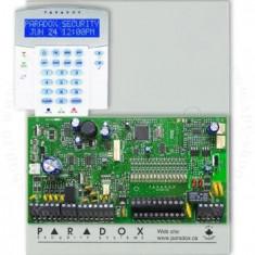 SISTEM ALARMA ANTIEFRACTIE PARADOX SP5500 + K35 - Sisteme de alarma