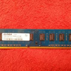 Memorie RAM desktop 2GB DDR3 Elpida EBJ21UE8BDF0-DJ-F ( 1333 MHz )