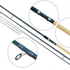 Lanseta Baracuda fibra de carbon Booster Feeder 3603 Actiune 30-180 grame