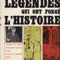 Gerhard Prause - Les legendes qui ont forge l'histoire - 34248 - Carte in franceza