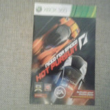 Manual - Need For Speed Hot Pursuit - XBOX 360  ( GameLand )