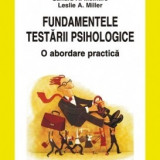Fundamentele testarii psihologice. O abordare practica de Sandra A. McIntire - Carte Psihologie