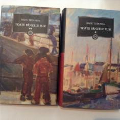 Toate panzele sus vol. I-II - Autor(i): Radu Tudoran, B1 - Roman, Litera, Anul publicarii: 2009