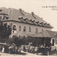 TECHIRGHIOL VILA NANCI ALEXANDRU MOVILA, RESTAURANT NANCI, GRATAR SPECIAL - Carte Postala Dobrogea dupa 1918, Necirculata, Fotografie
