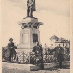 TECHIRGHIOL MOVILA CARMEN SYLVA, STATUIA MOVILA - Carte Postala Dobrogea 1904-1918, Necirculata, Printata