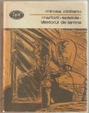 Mircea Ciobanu-Martorii,Epistole,Taietorul de lemne