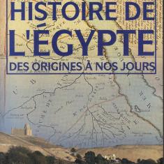 Bernard Lugan - Histoire de L'Egypte.Des origines a nos jours - 34252 - Carte in franceza