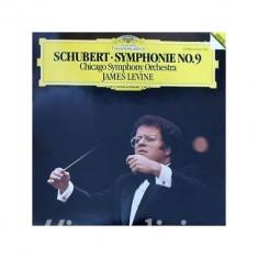 SCHUBERT - Symphonie No. 9 (vinil)