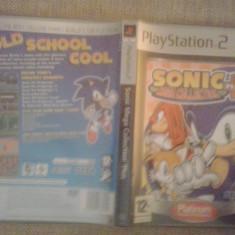 Sonic Mega Collection PLUS PLATINUM - PS2 ( GameLand ) - Jocuri PS2, Arcade, 3+, Multiplayer