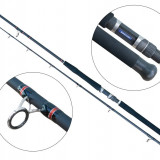 Lanseta fibra de carbon Baracuda Big Game Actiune 100-300 Grame