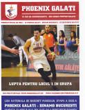 Cumpara ieftin Program baschet Phoenix Galati - Dinamo Bucuresti 2 aprilie 2016