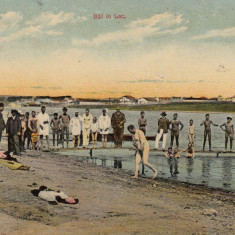 TECHIRGHIOL BAI IN LAC NUDISM CIRCULATA JUN.''930 - Carte Postala Dobrogea dupa 1918, Printata