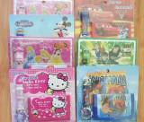 Set ceas + portofel pentru copii, 6-10 ani, Electronic