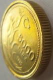 Moneda 5000 LIRE - TURCIA, anul 1995  *cod 1149, Europa