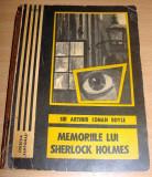 Memoriile lui Sherlock Holmes - Sir Arthur Conan Doyle