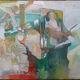 Din amintiri - semnat Veronica Adorian 1998 - Pictor roman, Natura statica, Ulei, Altul