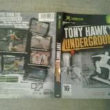 Coperta - Tony Hawk's Underground  - XBOX ( GameLand )