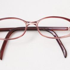 Rame de ochelari GUCCI folosite, culoare visinie - Rama ochelari Gucci