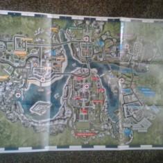 Harta  - Canis Canem Edit - Bullworth academy  - PS2  ( GameLand )