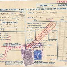 Bnk fil Timbrull aviatiei 2 lei + fiscal 1 leu pe chitanta