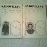 OPERE ~ MIHAIL SADOVEANU ( vol.2 + vol.3 ) - Nuvela