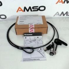 Cablu Lenovo Kensington MicroSaver 64068E Security Cable Lock NOU Sigilat Cutie - Conector, cablu Laptop