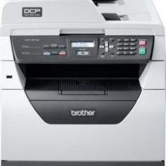 Multifunctionala Laser Brother DCP-8070D, Monocrom. Imprimanta, Copiator, Scaner, Duplex, 1200 x 1200, USB, Cartus si Unitate Drum NOI! - Imprimanta matriciale