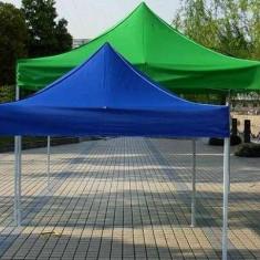 Pavilioane corturi piata 3x3 camping pescuit NOI structura metal pliabila, Numar persoane: 4