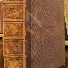 CHOPIN M.M., UBICINI, A. - PROVINCES DANUBIENNES ET ROUMAINES, BOSNIE, SERVIE, VALACHIE, MOLDAVIE, BUKOVINE, 1856 - Carte de colectie