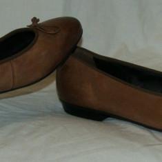 Pantofi dame PAUL GREEN - Pantof dama, Culoare: Din imagine, Marime: 39, Piele naturala, Cu talpa joasa