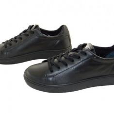 Pantofi sport dama piele naturala Bit-950 n - Adidasi dama Bit Bontimes, Culoare: Negru, Marime: 36, 37, 38, 39, 40