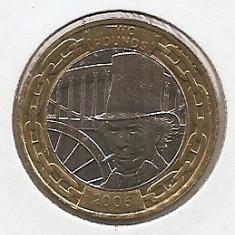 Marea Britanie 2 Pounds 2006 - Isambard Brunel, K70, 28.4 mm, KM-1060, Europa
