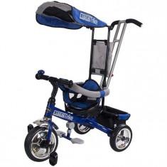 Tricicleta Lux Sun Baby Albastru - Tricicleta copii