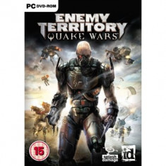 Enemy Territory Quake Wars Pc - Jocuri PC Activision, Shooting, 18+, Single player