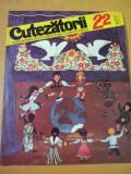 Cutezatorii Nr.22 (297) 31 mai 1973+Banda desenata:Spada si flacara
