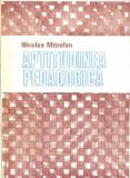 Nicolae Mitrofan - Aptitudinea pedagogica