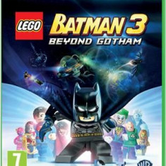 Lego Batman 3 Beyond Gotham Xbox One, Actiune, 12+