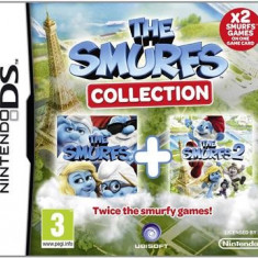 The Smurfs Collection Nintendo Ds - Jocuri Nintendo DS Ubisoft