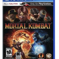 Mortal Kombat Komplete Edition Ps Vita - Jocuri PS Vita, Actiune, 16+, Single player