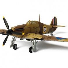 Macheta avion U.K. Hurricane Desert FORCES OF VALOR 1:72