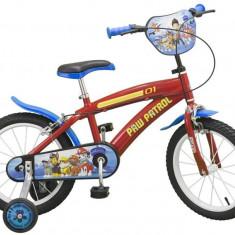 Bicicleta 16'' Paw Patrol - Bicicleta copii Toimsa