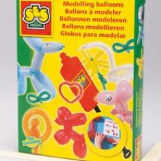 Set 12 Baloane Lungi - Jocuri arta si creatie SeS