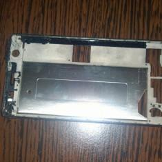 Frame/ Rama LCD Smartphone Huawei P6 originala Gri !