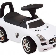 Vehicul Pentru Copii Mercedes White Baby Mix