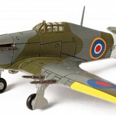 Macheta avion U.K. Hurricane FORCES OF VALOR 1:72