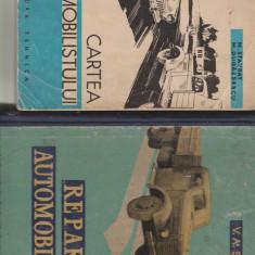 Reparatia automobilelor Sadricev 4 carti - Carti auto